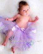 Baby-Toddler Flower Fairy Tutu