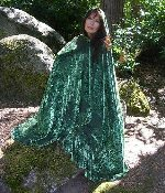Teen and Adult Size Velvet Capes