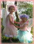 Flower Fairy Tutu Skirts