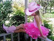 Romantic Ruffles and Ribbons Tutu