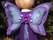 Flower Fairy Wings - Double
